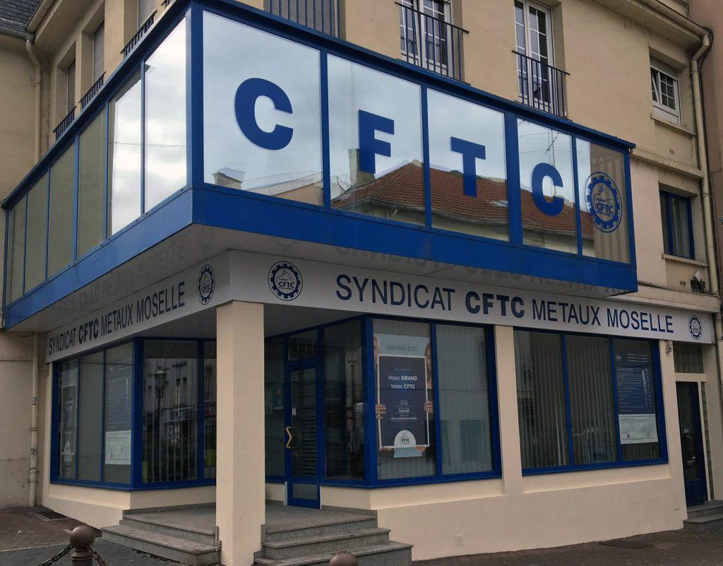 Locaux du Syndicat à Saint-Avold